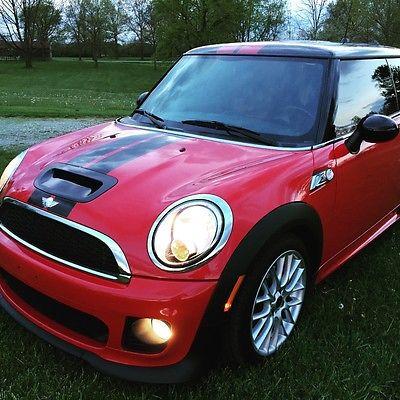 2012 Mini Cooper S John Cooper Works Beautiful 2012 Mini Cooper S John Cooper Works