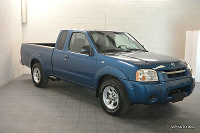 2002 Nissan Frontier XE King Cab I4 Automatic 2002 Nissan Frontier XE King Cab Automatic Transmission Bedliner 68017 Miles