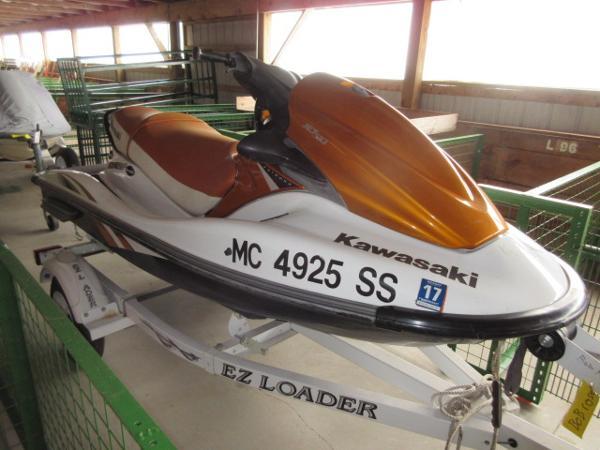 Kawasaki Stx 12f Boats for sale