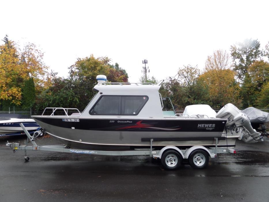 Hewescraft Ocean Pro Boats for sale