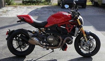 2014 Ducati Monster  2014 Ducati Monster 1200 S
