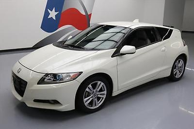 2012 Honda CR-Z  2012 HONDA CR-Z EX HYBRID HATCHBACK AUTO ALLOYS 42K MI #005469 Texas Direct Auto