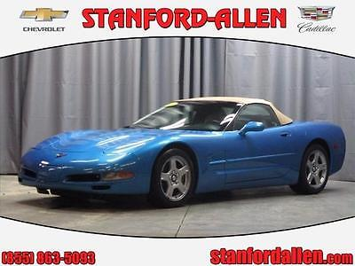 1999 Chevrolet Corvette  1999 CHEVROLET CORVETTE 2DR CONVERTIBLE