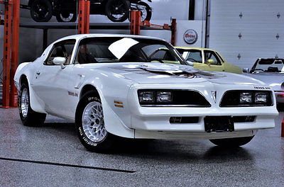 1977 Pontiac Firebird Trans Am 1977 PONTIAC FIREBIRD TRANS AM 4-SPEED W72 HIGHLY DOCUMENTED LIKE Z28 CHEVELLE