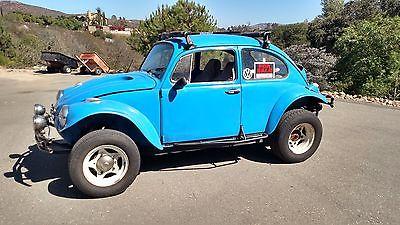 1965 Volkswagen Beetle - Classic VW Baja Bug