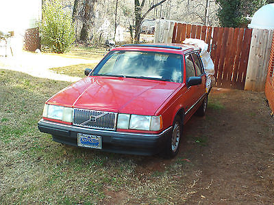 1993 Volvo 960 Leather  Volvo 1993 960 Station Wagon Needs Repair Pistons Damaged Interior is Like New