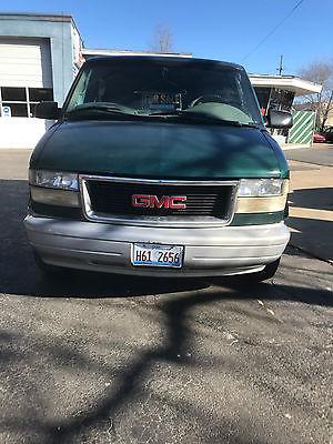 1999 GMC Safari base 1999 GMC Safari AWD