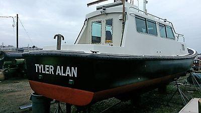 US Marine Pilot boat design launch