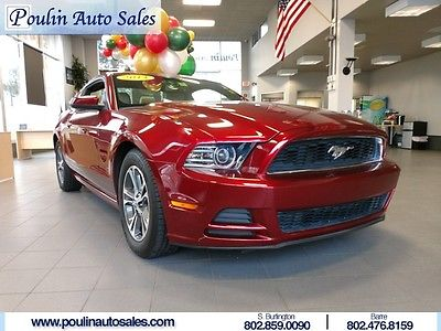 2014 Ford Mustang V6 2014 Ford Mustang