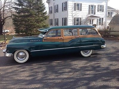 1950 Buick Other 1950 Buick woody wagon