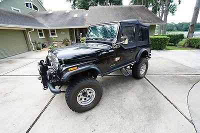 1992 Jeep CJ 1982 Jeep CJ7