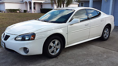 2006 Pontiac Grand Prix Pontiac Grand Prix 4 door sedan extra extra clean Florida car