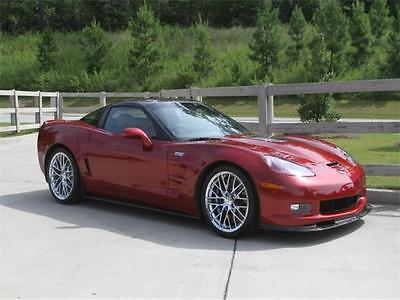 2010 Chevrolet Corvette ZR1 w/3ZR 2010 Chevrolet Corvette ZR1 w/3ZR - Never Titled - Less than 1,000 Miles!