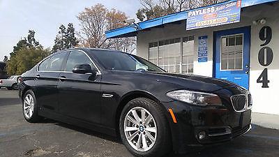2015 BMW 5-Series Base Sedan 4-Door 2015 BMW 528i Base Sedan 4-Door 2.0L