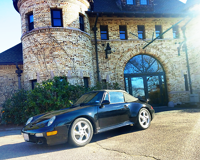 1983 Porsche 911 Cabriolet Porsche 911 cabriolet, carbon fiber 993 Turbo look