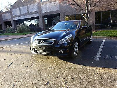 2012 Infiniti G37 X Sport Sedan 4-Door 2012 INFINITI G25 BMW 328 LEXUS IS250 C300 A4 2013 2014 2011 G35 G37 A4 2010 A3