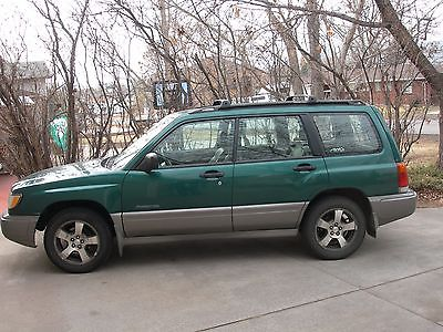 1998 Subaru Forester 1998 Subaru Forester