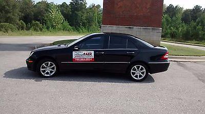 2007 Mercedes-Benz C-Class C280 2007 Mercedes Benz C280