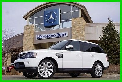 2013 Land Rover Range Rover Sport 2013 Land Rover Range Rover Sport HSE 2013 HSE Used 5L V8 32V Automatic 4WD SUV Premium