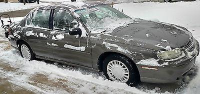 2000 Chevrolet Malibu Base Sedan 4-Door 2000 Chevrolet Malibu Base Sedan 4-Door 3.1L