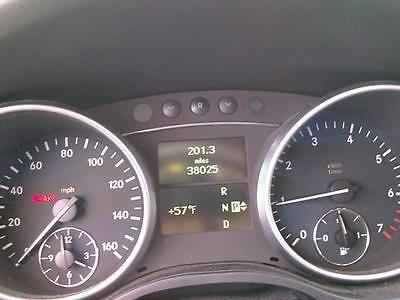 2007 Mercedes-Benz M-Class 4 MATIC 2007 mercedes-benz ml350