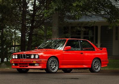 1988 BMW M3 Base Coupe 2-Door 1988 BMW M3