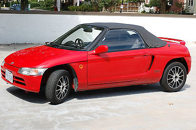1991 Honda Beat Convertible Honda Beat 1991