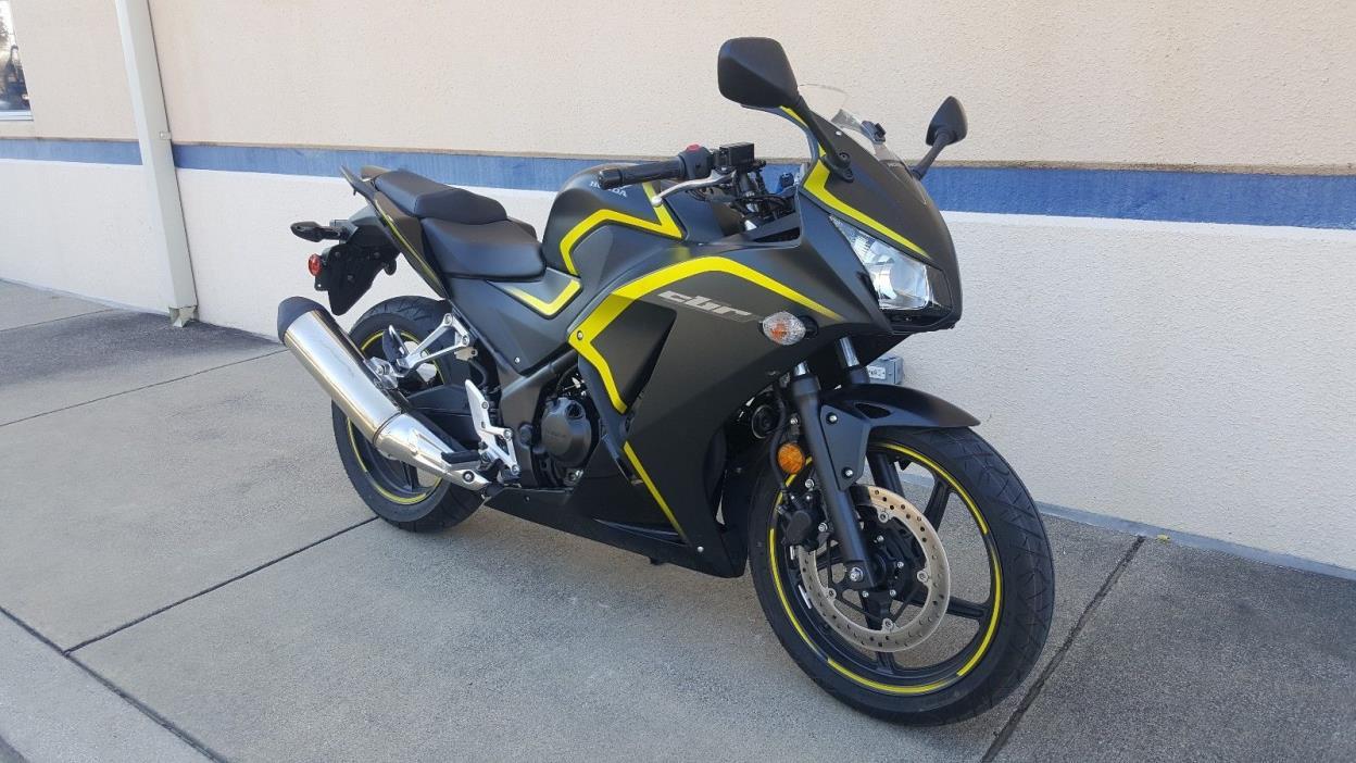 2015 Honda CBR 2015 Honda CBR300R *Low Miles 531 * We Ship & Finance*