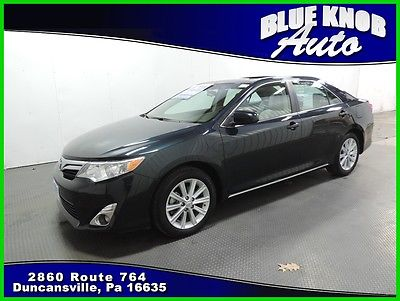 2014 Toyota Camry XLE 2014 XLE Used 2.5L I4 16V Automatic Front-wheel Drive