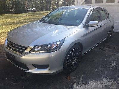 2014 Honda Accord  2014 accord