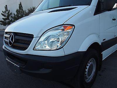 2011 Mercedes-Benz Sprinter Cargo 2011 Mercedes-Benz Sprinter 2500 Diesel High Roof 144-in. WB