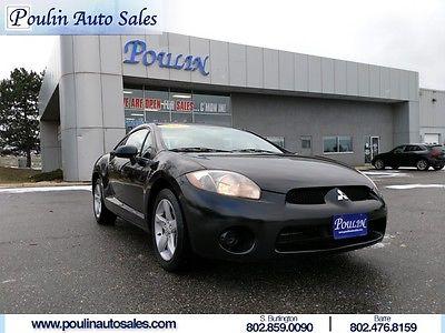 2007 Mitsubishi Eclipse GS 2007 Mitsubishi Eclipse