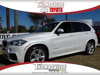 2015 BMW X5 xDrive35i Sport Utility 4-Door 2015 BMW X5 xDrive35i Sport Utility 4-Door 3.0L