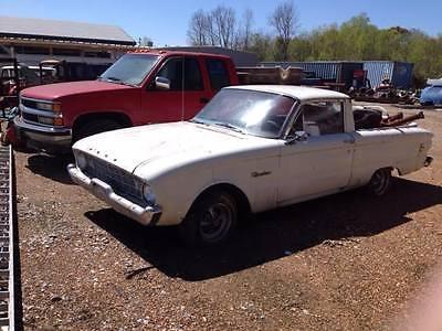1960 Ford Ranchero  1960 Ford Ranchero, gasser, hot rod, rat rod