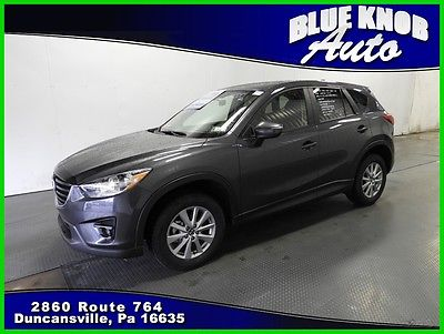 2016 Mazda CX-5 Touring 2016 touring used 2.5 l i 4 16 v automatic all wheel drive suv