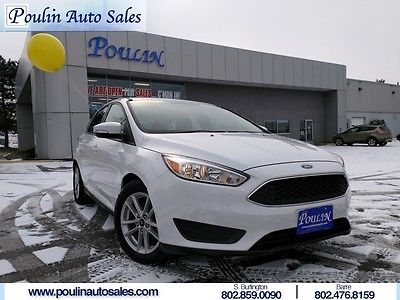 2016 Ford Focus SE 2016 Ford Focus