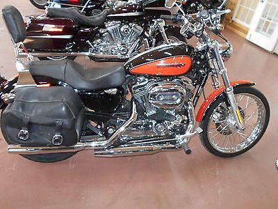 2008 Harley-Davidson Sportster  2008 Harley Davidson XL1200C Sportster