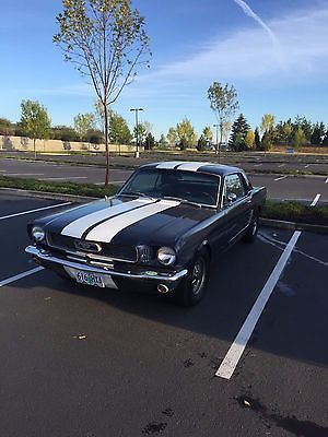 1966 Ford Mustang Coupe Fantastic 1966 Mustang