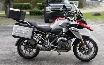 2014 BMW R-Series  2014 BMW R 1200 GS PREMIUM