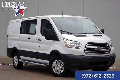2016 Ford Transit Cargo Van  2016 White T250!
