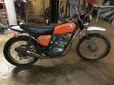 1973 Honda Xl175 Motorcycles For Sale