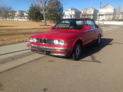 1989 BMW 3-Series  1989 bmw 325ci e30 french import
