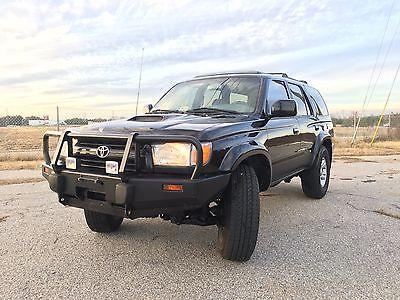 2001 Toyota 4Runner SR5 2001 Toyota 4runner TRD Supercharged SR5 4X4