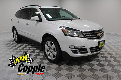 2017 Chevrolet Traverse Premier Sport Utility 4-Door NEW 2017 CHEVROLET TRAVERSE AWD PREMIER