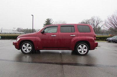 2007 Chevrolet HHR 2WD 4dr LS 2WD 4dr LS SUV Manual Gasoline 2.2L 4 Cyl RED