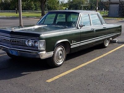 1967 Chrysler Imperial  1967 Chrysler imperial