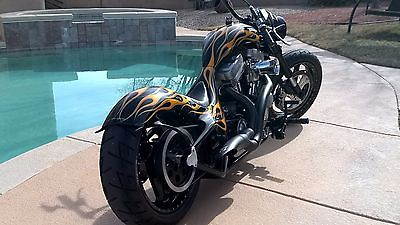 2005 Custom Built Motorcycles Chopper  JOE MARTIN CUSTOM PRO STREET CHOPPER