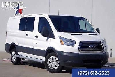2015 Ford Transit Cargo Van T250 2015 White T250!