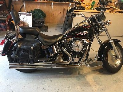 1998 Harley Davidson Softail Custom Motorcycles For Sale