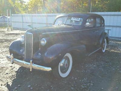 1937 Cadillac Lasalle 1937 CADILLAC LASALLE